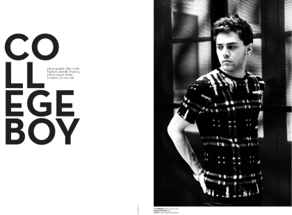 Shooting Xavier Dolan-1